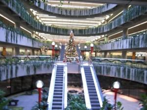 CalPERS atrium