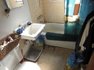 Gaye Mitcham's bath tub