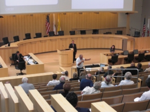 San Jose pension governance hearing