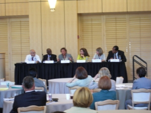 Stanford conference on corporate board diversity