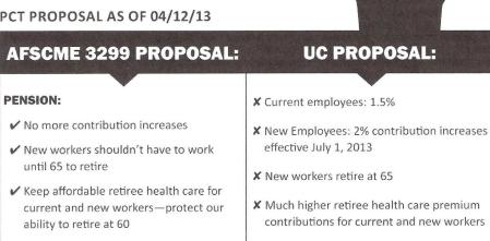 Pension bargaining update on AFSCME Local 3299 website