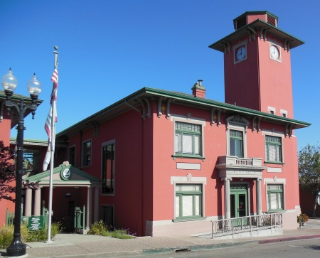 Pacific Grove City Hall