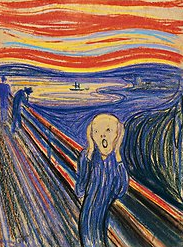 "Munch's ""The Scream"""