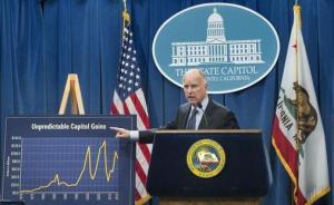 Gov. Brown proposes new state budget
