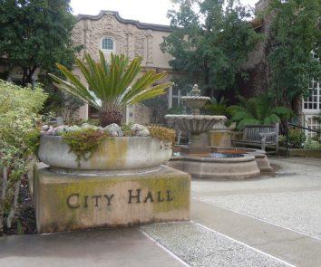 Piedmont City Hall (Patch photo)
