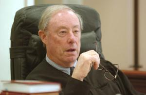 Judge Flinn (Contra Costa Times photo)